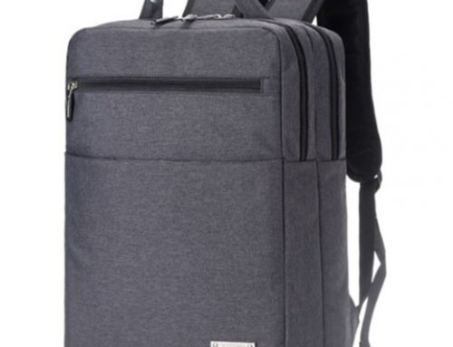 Custom Branded Backpack as a Welcome Back Gift for Employees
