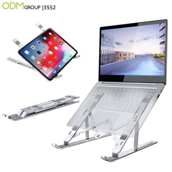 custom laptop stand