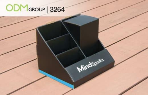 Cardboard Countertop Displays