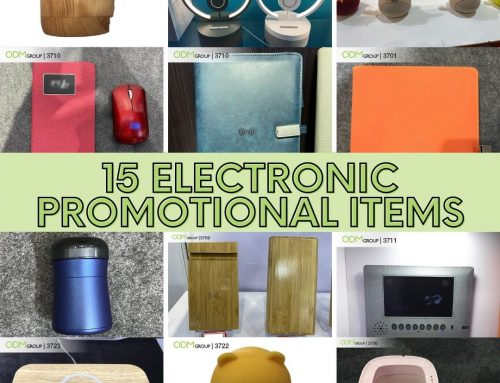 15 Electronic Promotional Items: Ideas for Tech Sales Managers