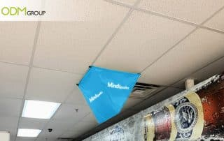 POS Ceiling Grabbers