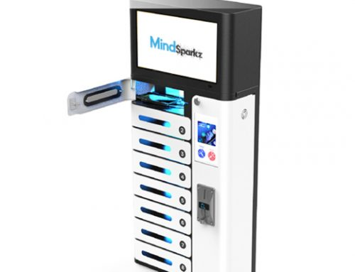 Why Shopper Marketing Managers Need this Advertising Charging Station?