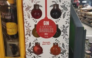 in store competition baubles