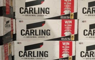 in store competition carling 1