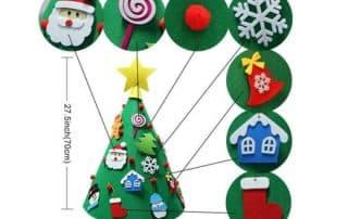 Branded Christmas Tree