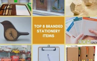 Branded Stationery Items