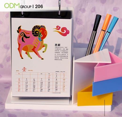 Promotional Desktop Items