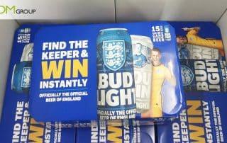 Bud Light Beer Giveaway