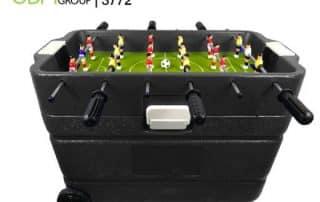 custom branded foosball table