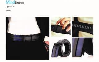 custom ratchet belt 6