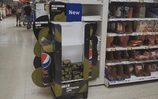 Bespoke Retail Display Stands