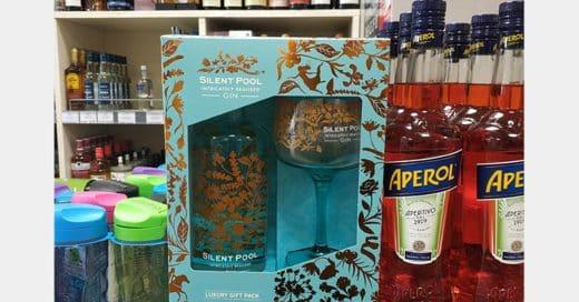 Liquor Gift Set