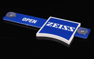 Office Door Sign With Logo