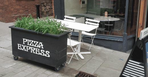 Outdoor Advertising Displays