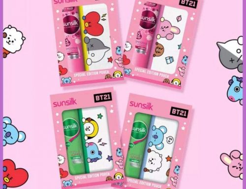 Sunsilk x BT21: 5 Reasons Why Promotional Pouches Make A Big Hit