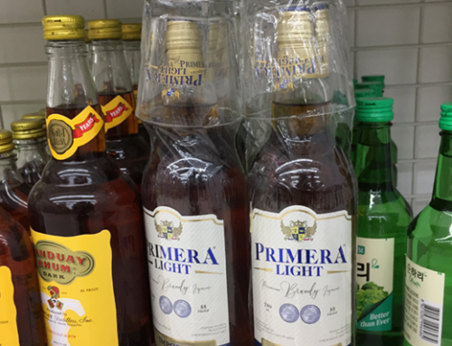 Shot Glass With Logo: Primera Light's Brilliant Tactic to Stand Out